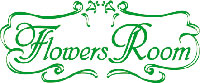 logo Flowers Room